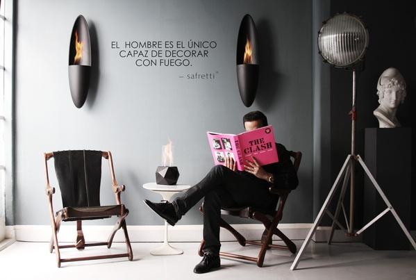 Eco-fireplaces - Blog Image