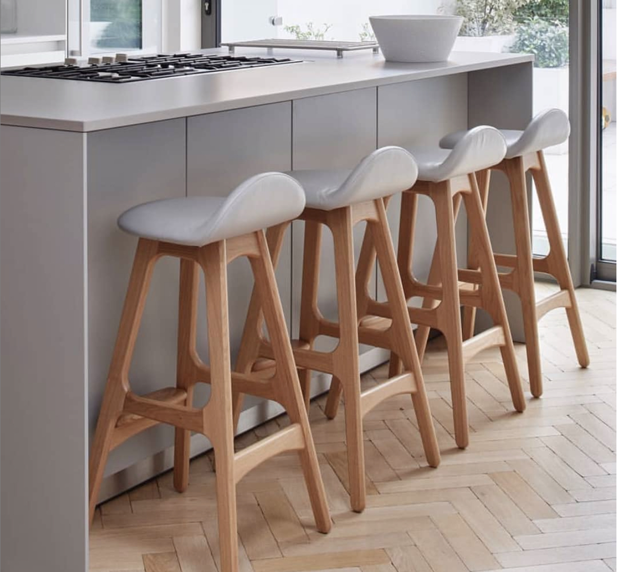 Now offering the Iconic Model 61 Barstool by ERIK BUCH - Blog Imgae
