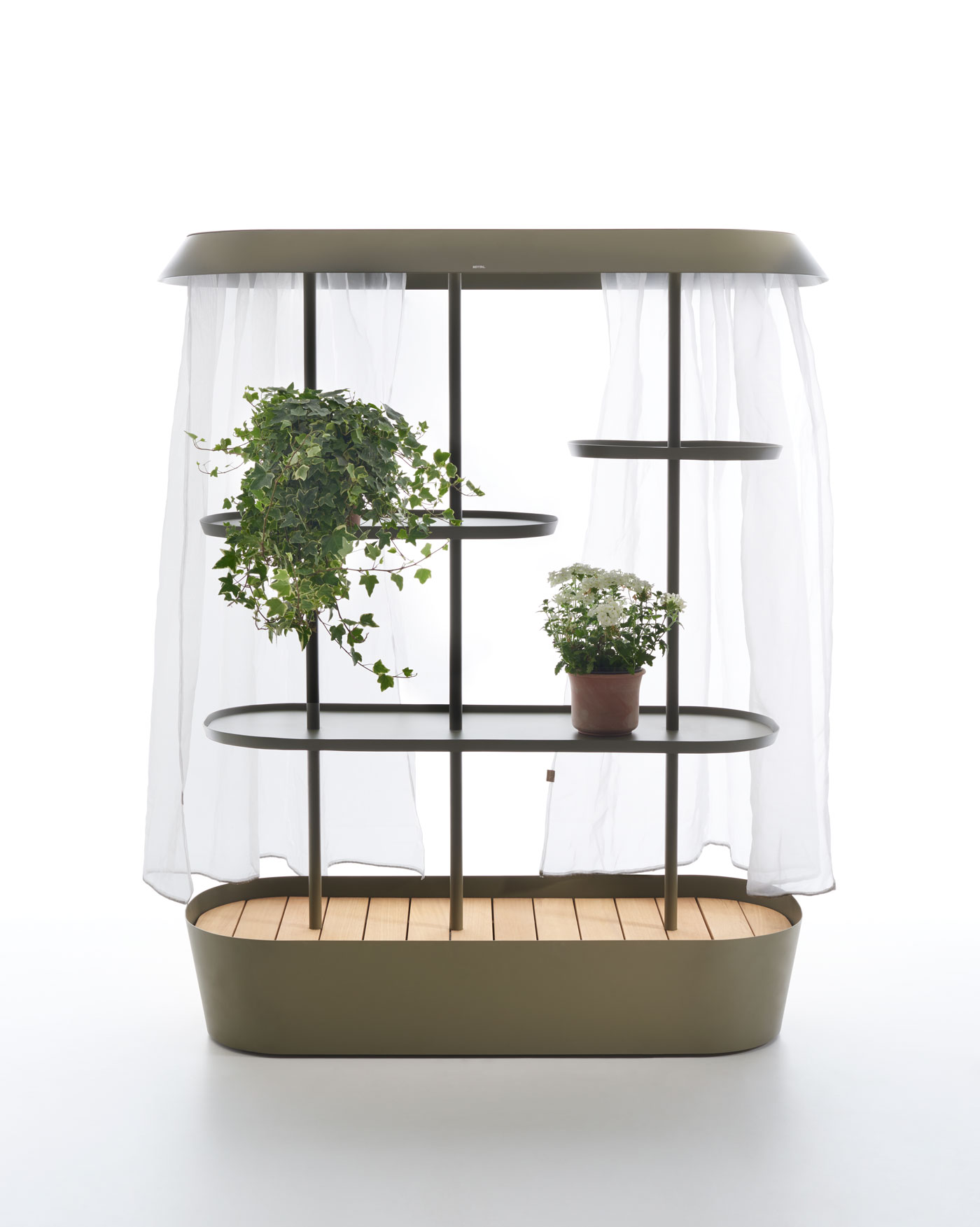 Flat Pack Greenhouse    ·