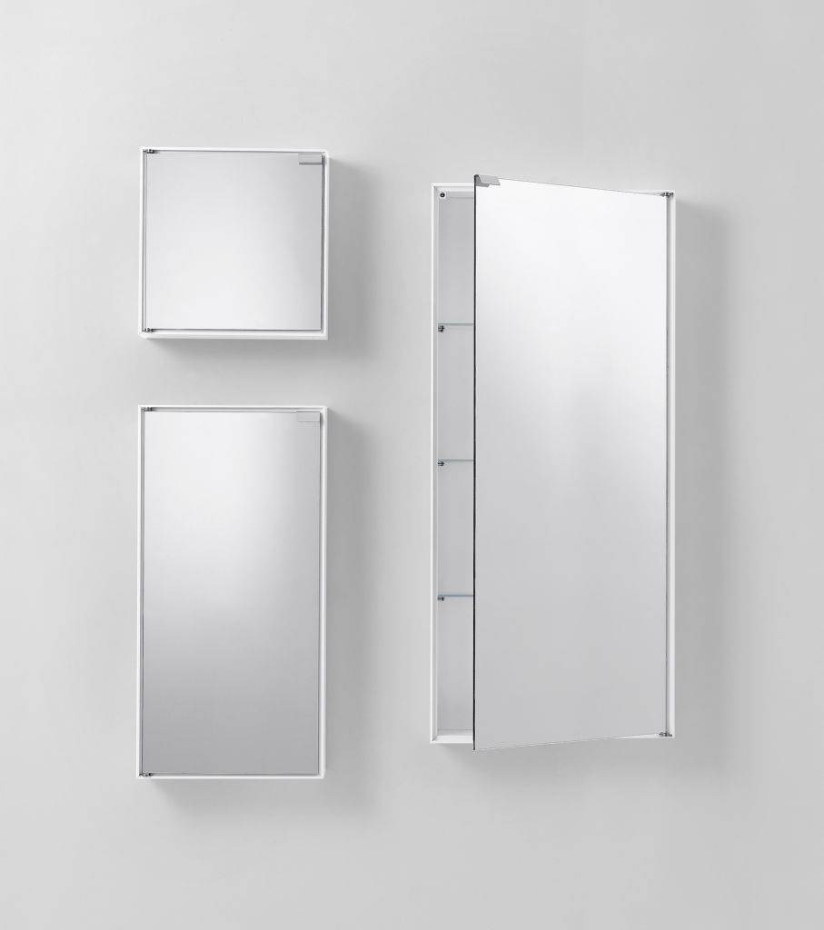 Product Image 4x4 Mirror with Storage