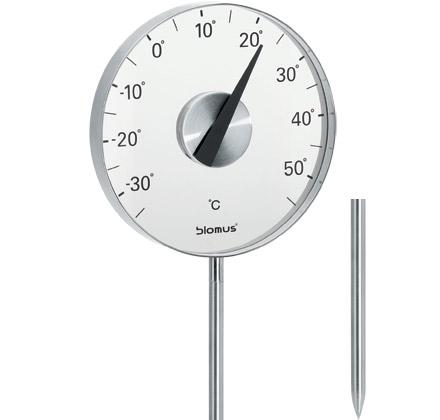 Product Image Grado Modern Garden Thermometer