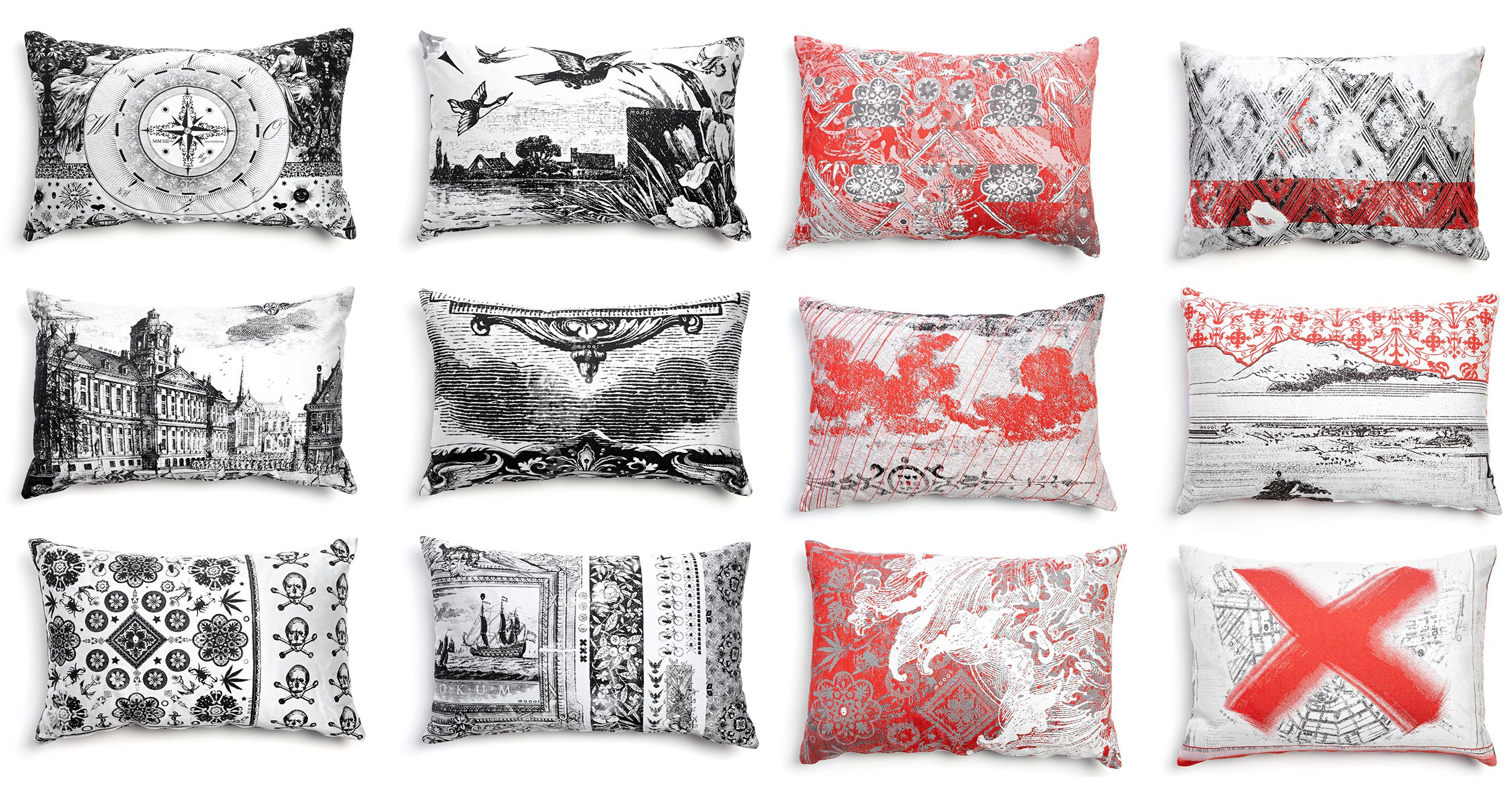 Product Image Heritage & Oil Pillows