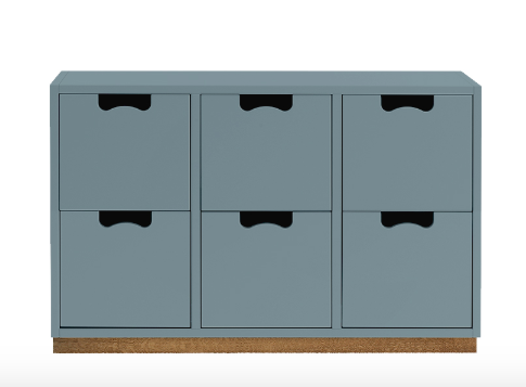 Product Image Snow B2 chest of drawers