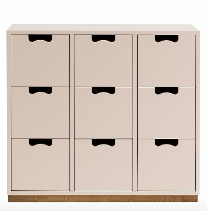 Product Image Snow B3 chest of drawers