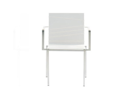 BANDOLINE DINING Chair w. Arms    ·