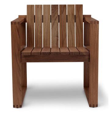 Product Image BK10 Dining Chair | CH OUTDOOR