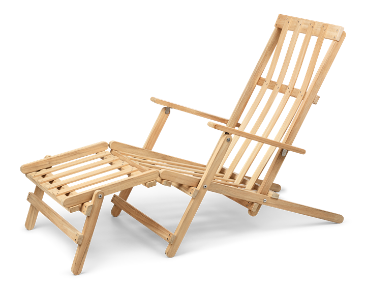Product Image BM5565 Deck Chair w/ Footrest | CH OUTDOOR