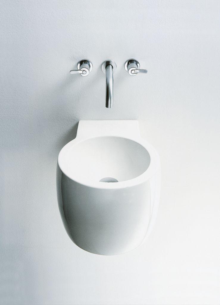 Product Image cheese wall-mounted washbasin
