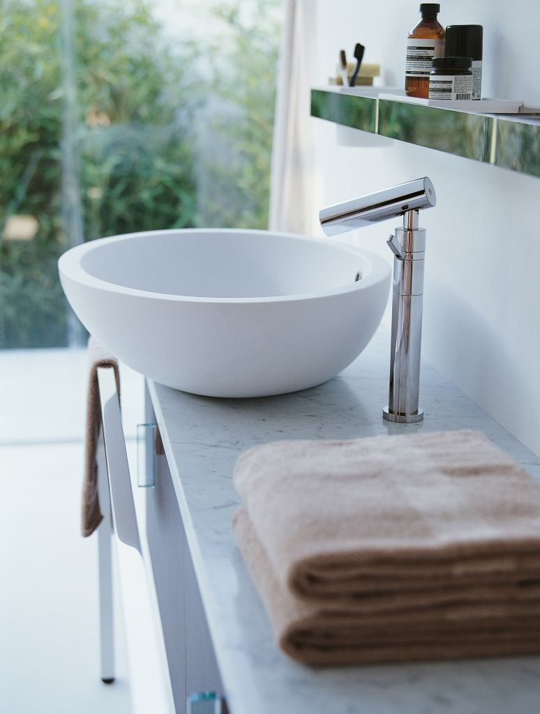 Product Image spoon XL over-counter washbasin