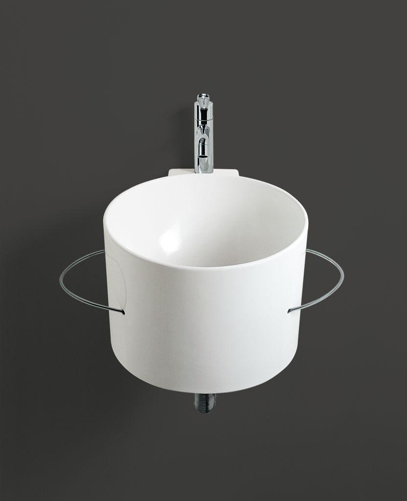 Product Image bucatini wall-mounted washbasin