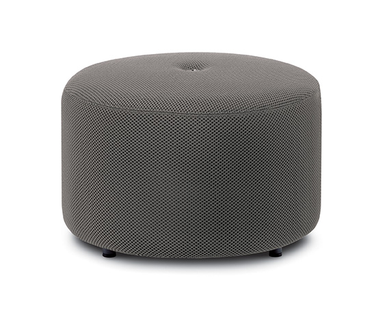 Product Image Double small Pouf round