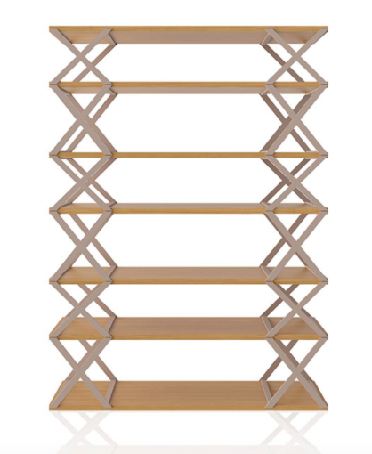 Product Image Clip Bookcase