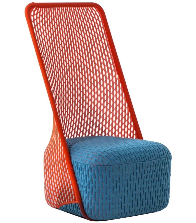Product Image Cradle Armchair High