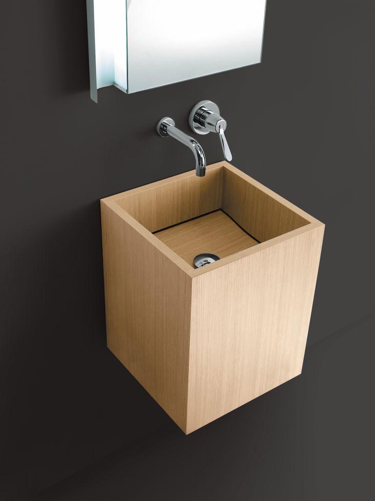 Product Image cube wall-mounted washbasin