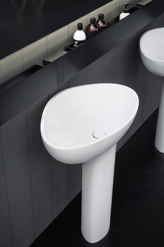 Product Image drop free-standing washbasin