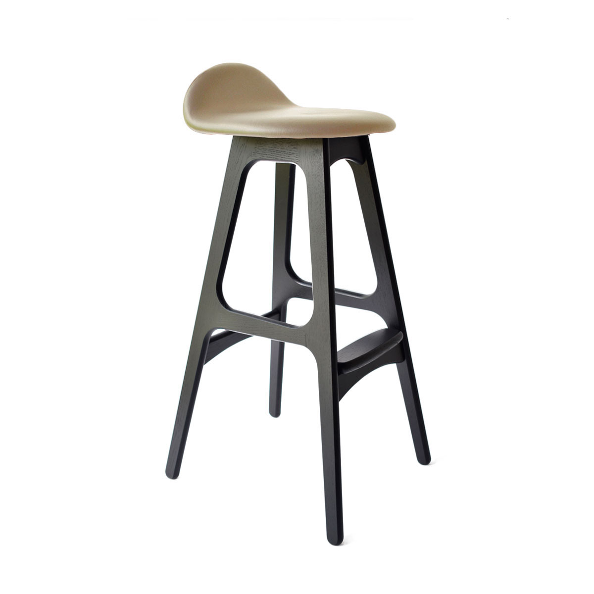 Product Image ERIK BUCH Model 61 Bar Stool BLACK OAK