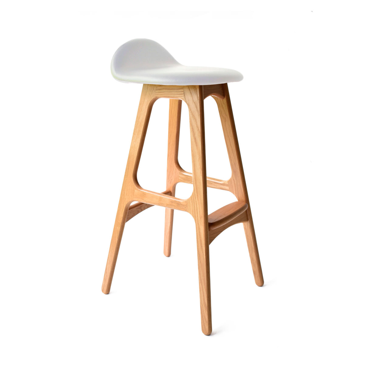 Product Image ERIK BUCH Model 61 Bar Stool OAK