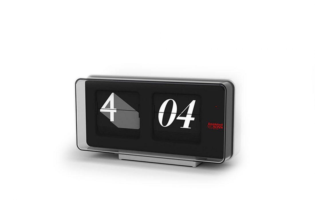 Product Image Font Clock