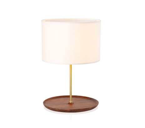 Product Image Garden Table Lamp With Tray