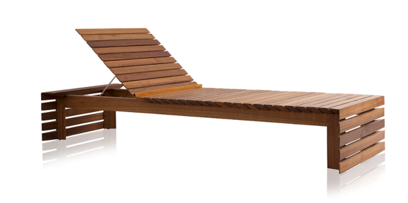 Product Image Jardim Outdoor Chaise Lounge