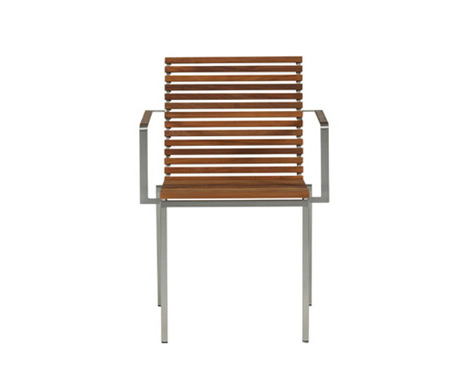 HOME DINING Chair w. Arms·