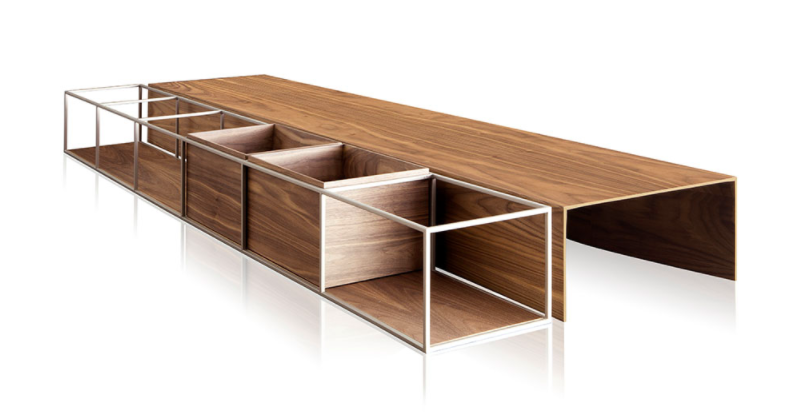 Product Image Iso Coffee Table