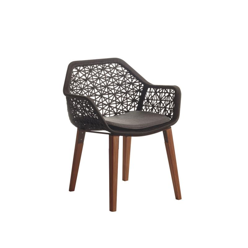 Maia Dining Wood Chair    ·