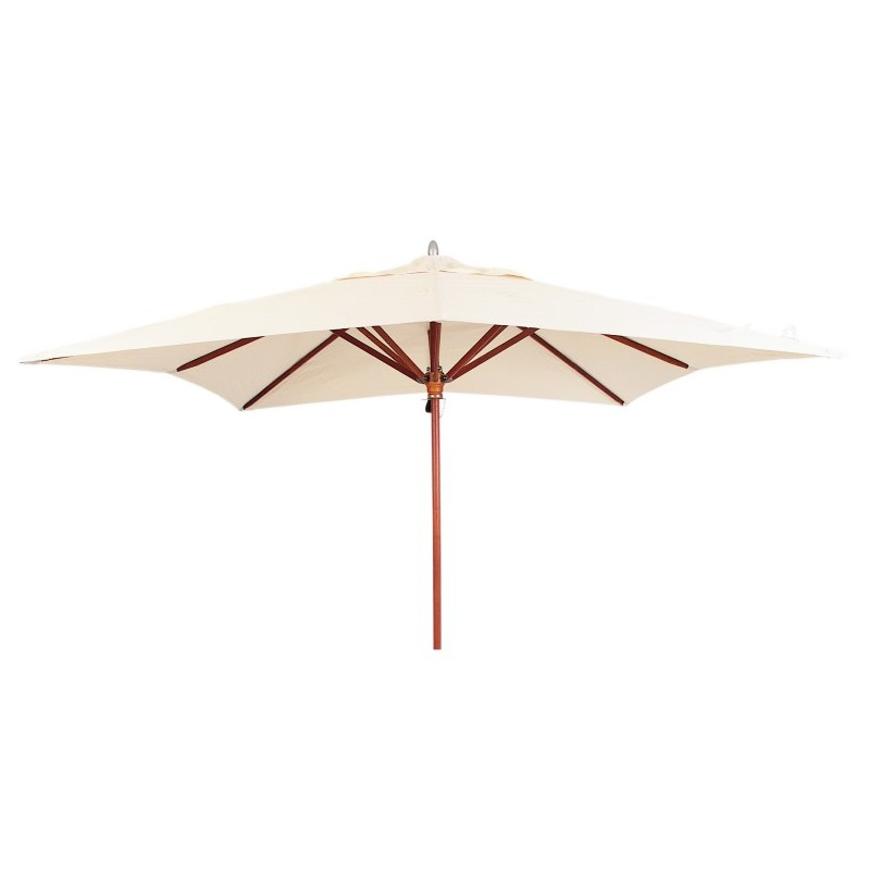 Wooden Sunshade·