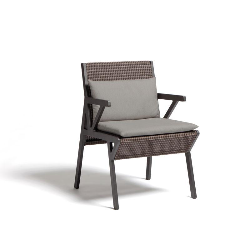 VIEQUES DINING Chair w. Arms    ·