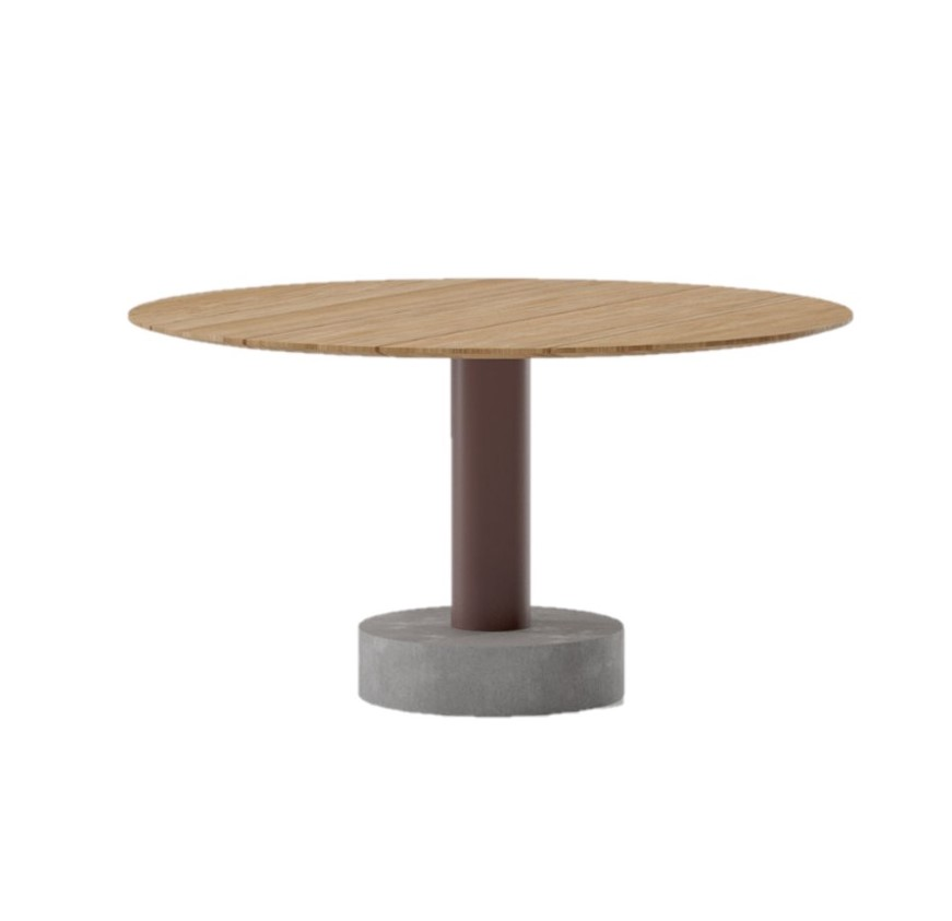 Product Image Roll Dining Table D135