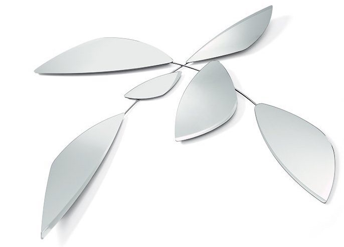 Product Image Leaf Mirror