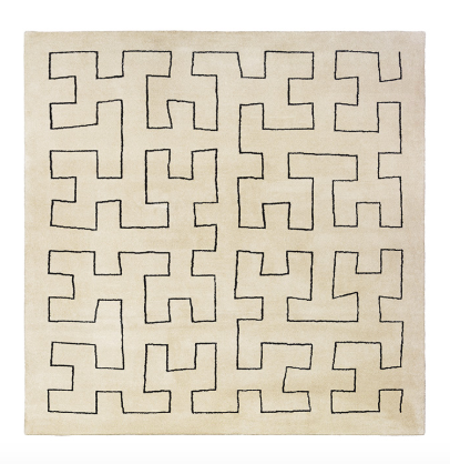 Product Image Maze Rug