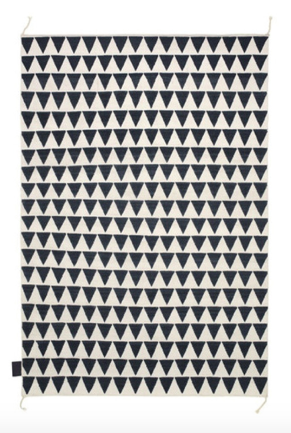 Product Image Mini Flag Monochrome Kelim Rug