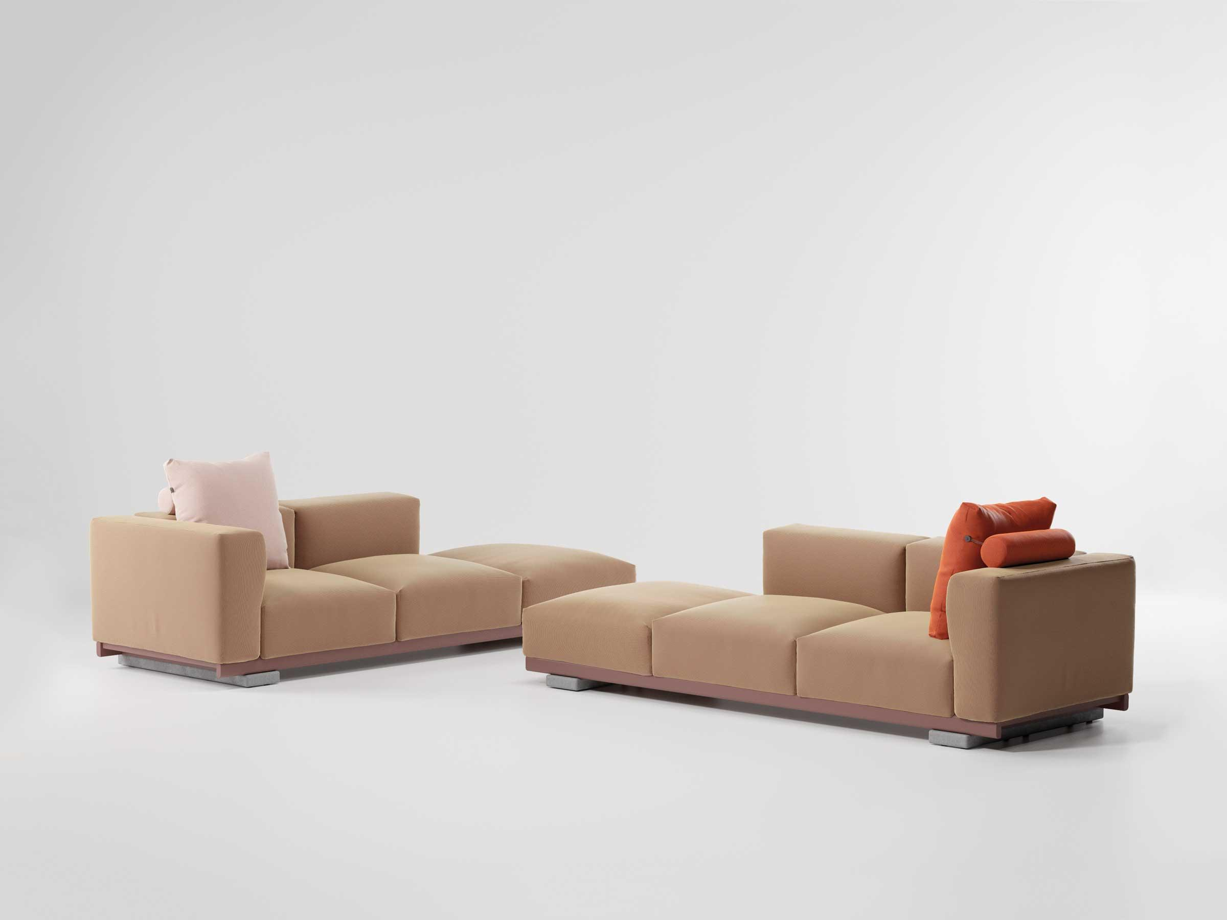 Product Image Molo 3-Seater Corner Open