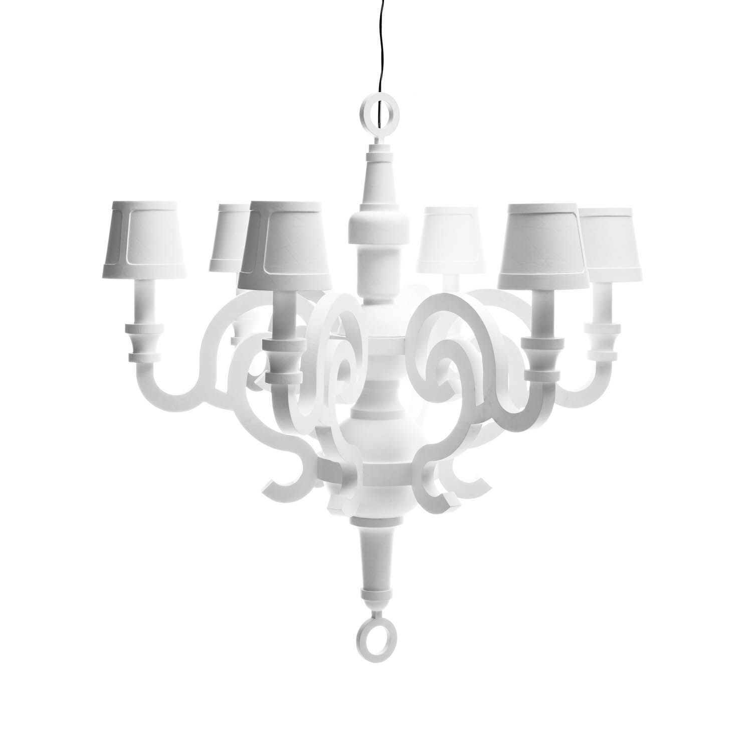 Product Image Paper Chandelier XL