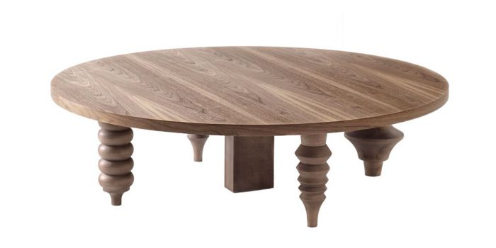 Product Image Multileg Low Table Walnut