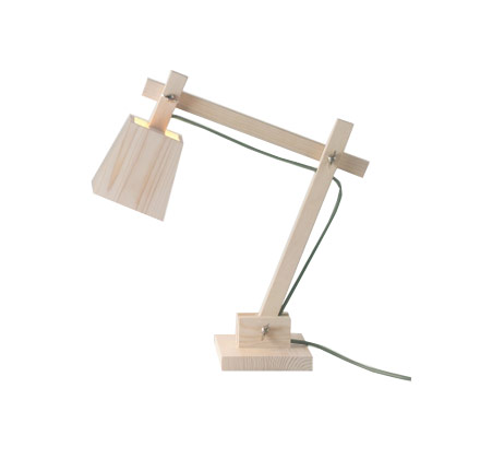 Product Image Wood Lamp