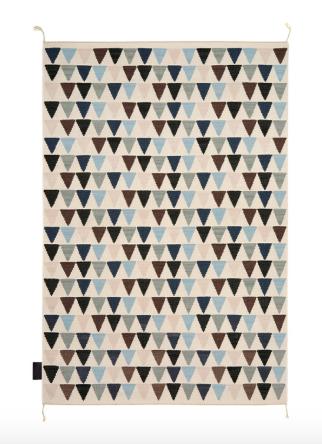 Product Image Mini Flag Nordic Kelim Rug