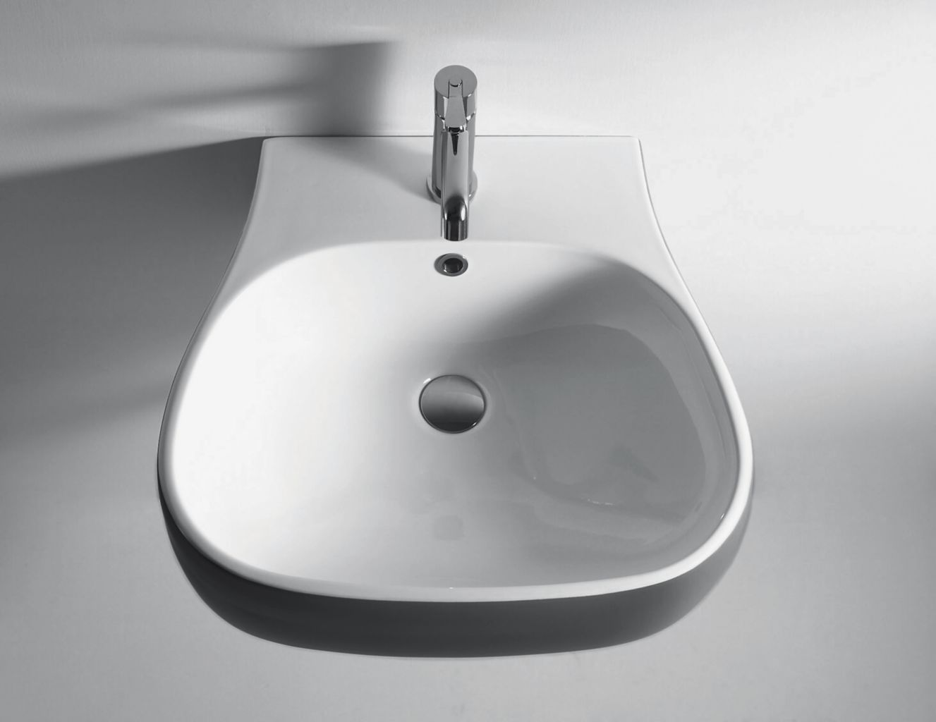 Product Image pear wall-hung washbasin