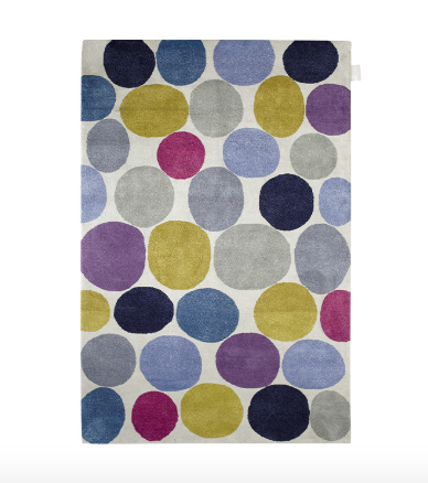 Product Image Pebbles Platinum Rug