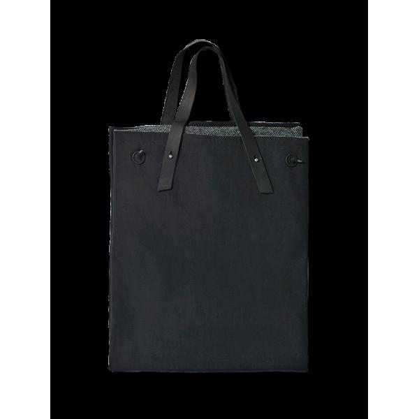 Product Image Picnic Tote Black | Dark Grey