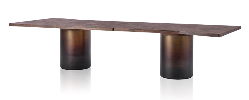 Product Image Puzzle Dining Table - Model 01