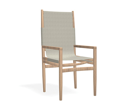 Road 153 High Back Chair    ·