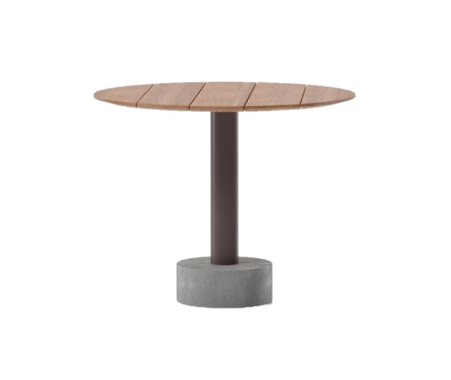 Product Image Roll Dining Table D80