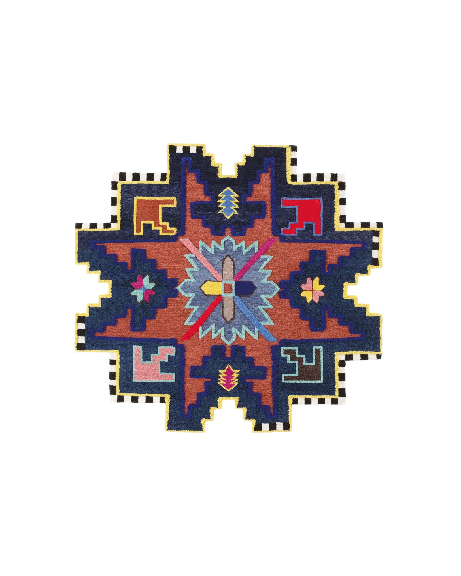 Product Image Rug Invaders - Kazak space shifter
