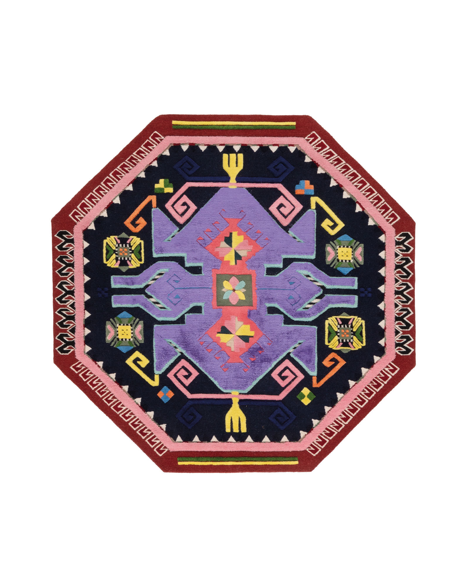 Product Image Rug Invaders - Ushak invader