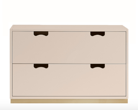 Product Image Snow A2 chest of drawers