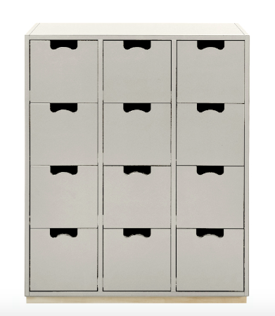 Product Image Snow B chest of drawers