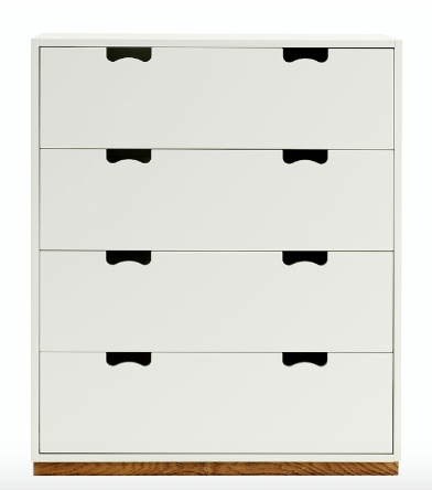 Product Image Snow A chest of drawers