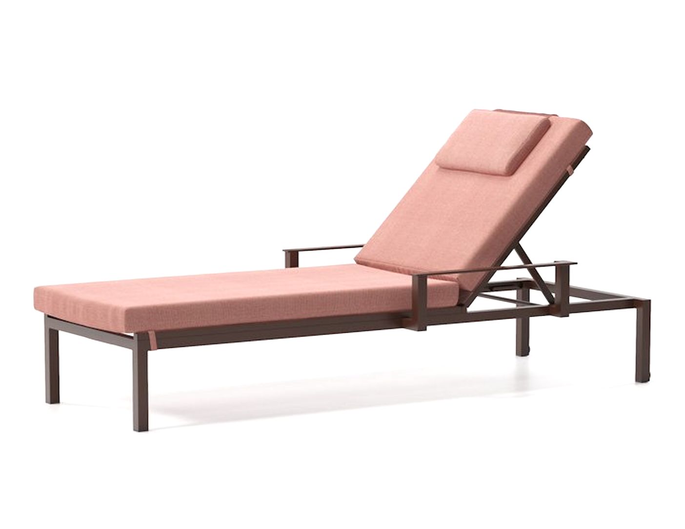 Product Image Landscape stackable sunlounger with arms